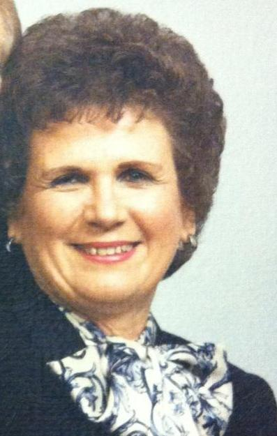 Wright, Peggy Reese Attlesey