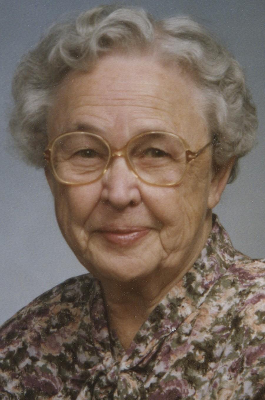 Saine, Evelyn Meadows