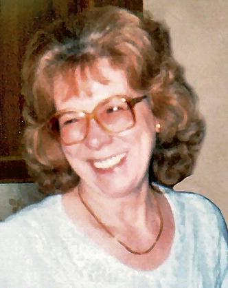 Gibson, Patricia Jean (Barli)