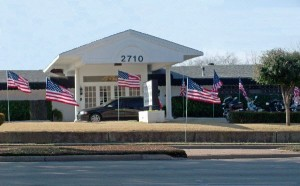 North Dallas Funeral Home and our local Patriot Guard
