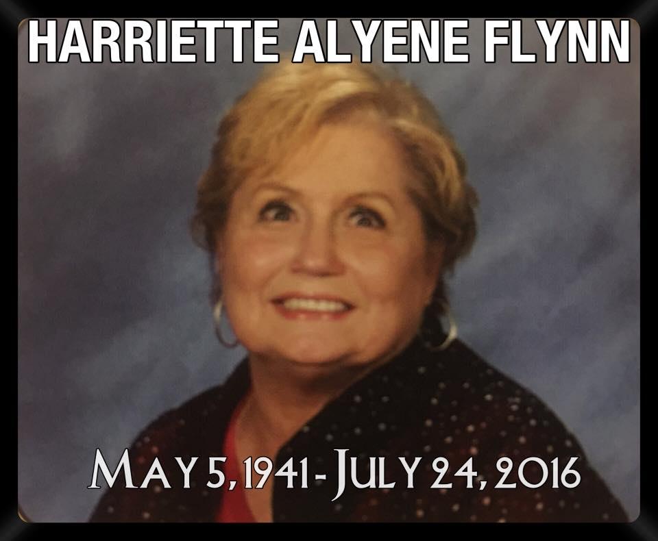 Flynn, Harriette Alyene