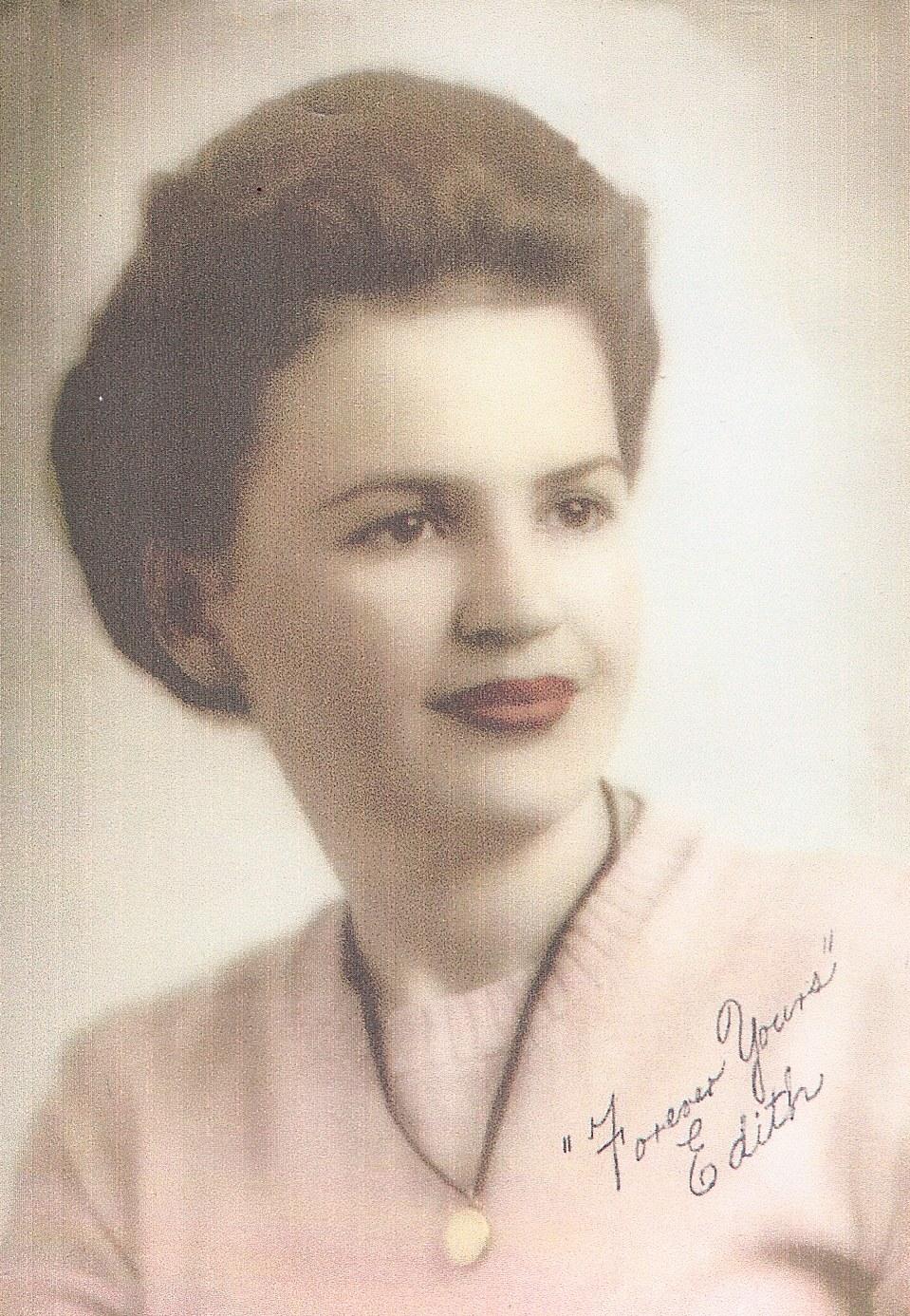 Stewart, Edith Mae (Cone)