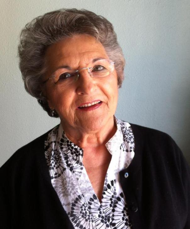 Salois, Dorothy Vivian