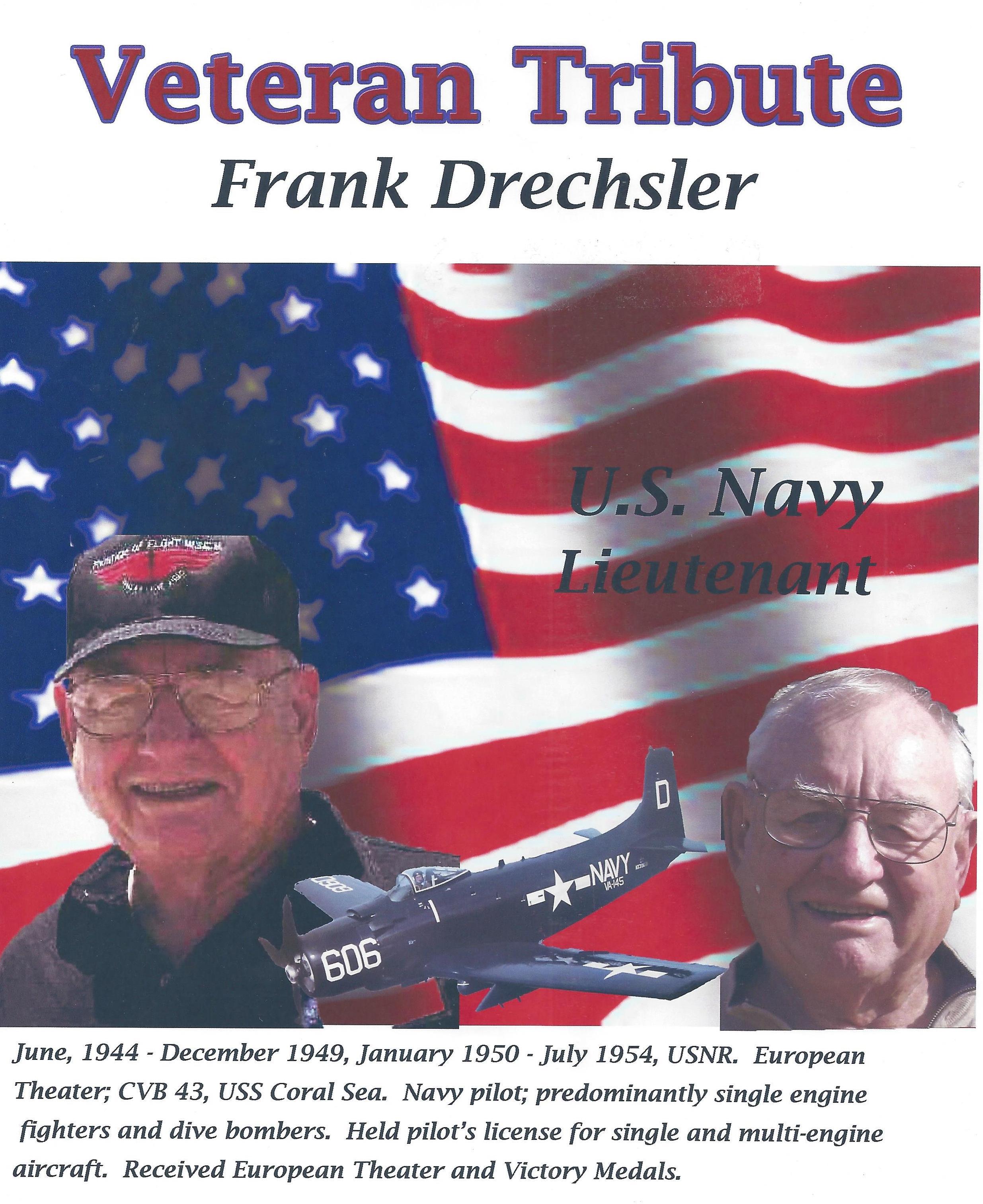 Drechsler, Frank Joseph