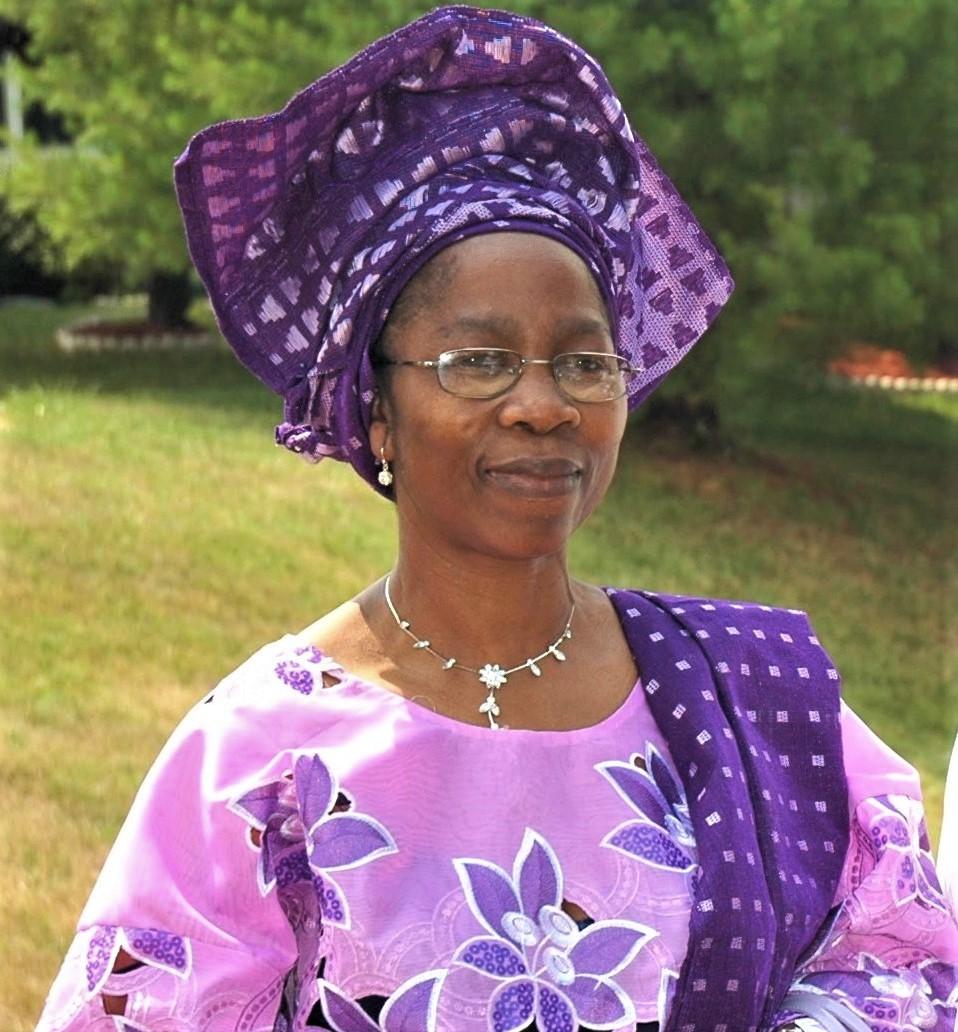 Adedeji, Stella Arinola (Olaiya)